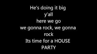 DJ Antoine - House Party (Lyrics on Screen)