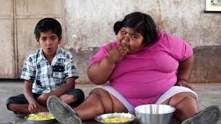 Самые толстые дети в мире