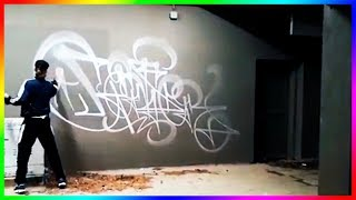 Top Handstyles - Graffiti Tagging Lettering Styles