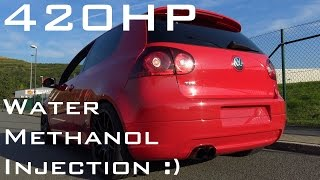 VW Golf 5 GTI Turbo ED 30 - Sound Acceleration Onboard Autobahn 0-250+ Km/h