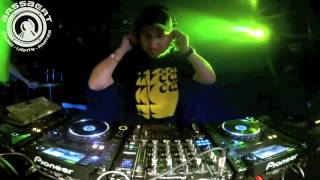 Sayko live @ Olomouc 15 Minut music club / Neurofunk Drum&Bass Techstep