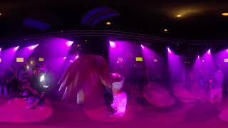 GATICA Bachata Demo 360° VR Video At THE SALSA ROOM