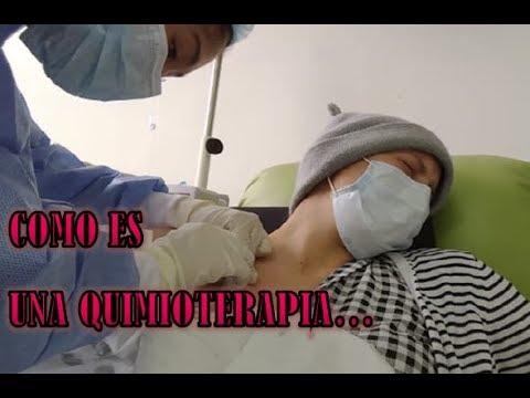 COMO ES UNA QUIMIOTERAPIA-Alejandra Martin