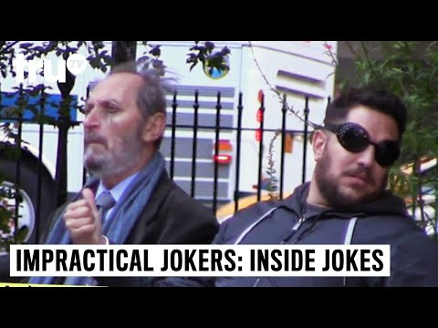 Impractical Jokers: Inside Jokes - Sal's Bad Day Gets Worse | truTV