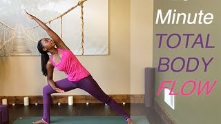 20-Minute Total Body Flow for Beginners