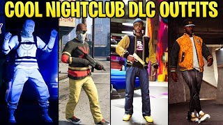 GTA Online 15+ AWESOME Nightclub DLC Outfits (Club DJs, After Party & More)