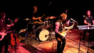 Fastball at The Kessler Theater in North Oak Cliff, Texas