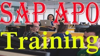SAP APO Training Tutorials Videos - DP with BW and SNP with CIF