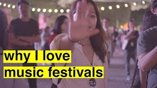 keseruan festival diantara tebing |  soundrenaline2018 Video thumbnail