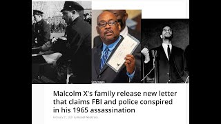 Tariq Nasheed: The NYPD Is Officially Implicated in the Murder of Malcolm X