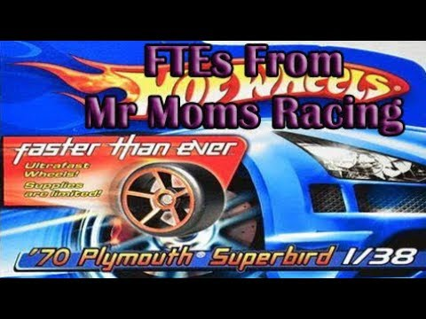 FTE's Hot Wheels from Mr Moms Racing