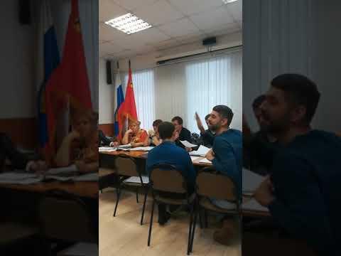 Совет Депутатов городского поселения Быково 21022019