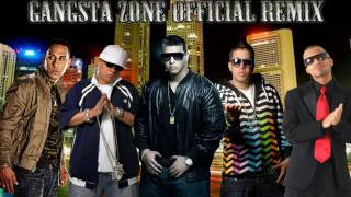 Daddy Yankee [Tiraera Pa Don Omar] ~ Gangsta Zone Official Remix
