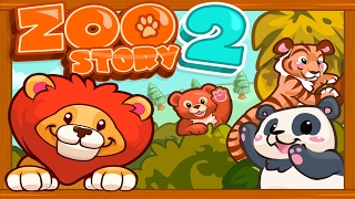 Zoo Story 2 - Besp App for kids - iOS/Android - Gameplay Video