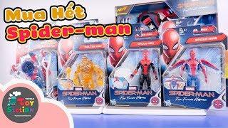 Cơn sốt mua hết các sản phẩm Spider Man Far From Home ToyStation 403