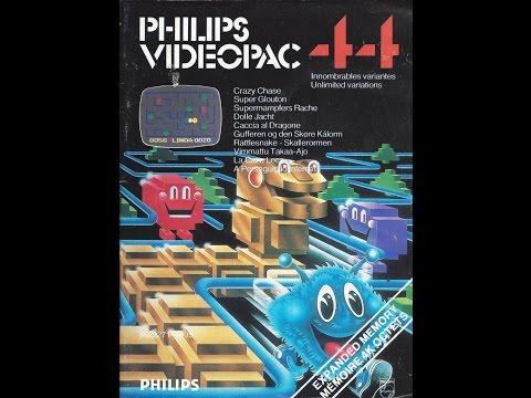 Nr. 44 Supermampfers Rückkehr   Philips Spielekonsolen   G7000 / G7400 / Videopac / Videopac+