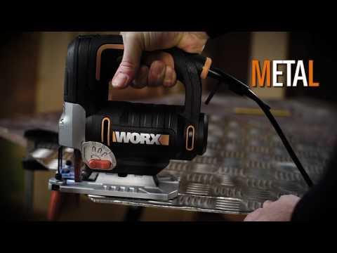 Sierra de calar pendular 750W Worx