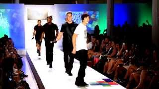 Austin Mahone Performs 'What About Love' Live  Fashion Week