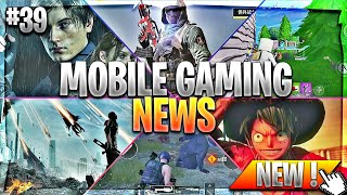 Mobile Gaming News #39 : Call of Duty Mobile, Resident Evil 2 Apk, PUBG Mobile Zombie and many more