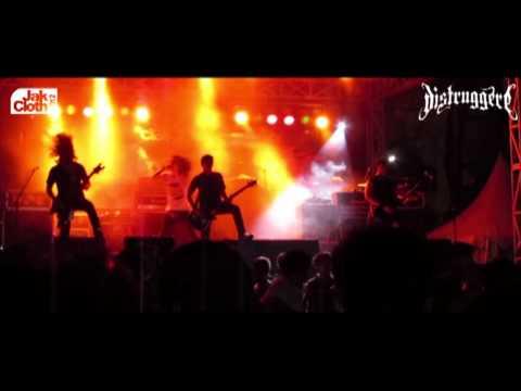 DISTRUGGERE - NATASCHA KAMPUSCH (LIVE) at JAKCLOTH 2012