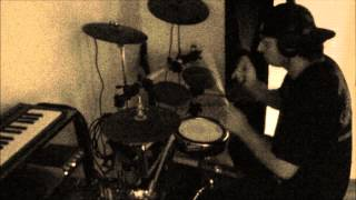 face to face -( velocity) electronic drum cover