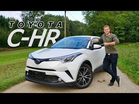 TOYOTA C-HR Hybrid 2017 Review und Fahrbericht / Fahr doch HD