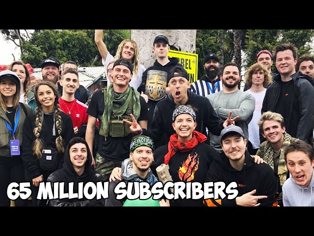 $200,000 Youtuber Battle Royale