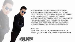 Mr.IsYu - O'JAR JANONA Official Music