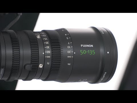 Shooting a Beauty Campaign with the Fujinon MK 50-135mm Cine Lens - ALC