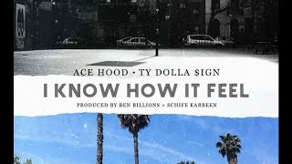 Ace Hood feat. Ty Dolla $ign - I Know How It Feel INSTRUMENTAL + FREEDOWNLOAD