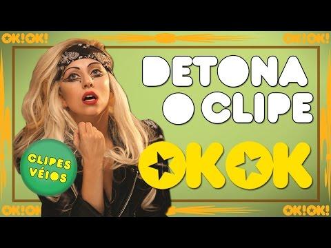 Download Judas gato da Gaga   OK!OK! Detona o Clipe Véio Mp4 HD Video and MP3