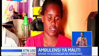 Mtoto afariki Kitengela baada ya kugongwa na ambulensi
