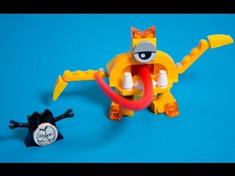 Vidéo LEGO Mixels 41543 : Turg