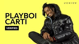 "Playboi Carti ""wokeuplikethis*"" Official Lyrics & Meaning | Verified"