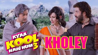 Kyaa Kool Hain hum 3 - Dialogue Promo