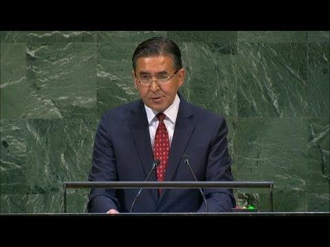 Uzbekistan - Chair of Delegation Addresses General Debate, 73rd Session