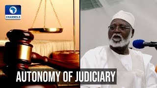 Abdulsalami, Others Call For Autonomy Of Judiciary In Niger State