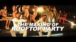 Gambar cover Rooftop Party (The Making Of) - UpsideDown | Amar Sandhu | Mickey Singh | PRANNA