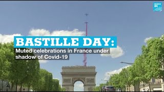 Bastille Day: Muted Celebrations Under Shadow Of Covid-19