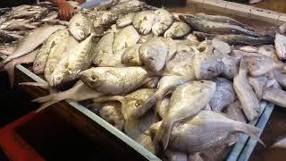 Aktifitas pagi di pasar Sagulung Batam 03/06/2018