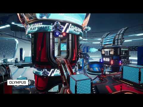Splitgate: Arena Warfare - Olympus Flythrough thumbnail
