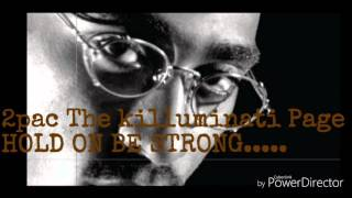2pac - Hold On be Strong 2016 (OG LUR-Up)