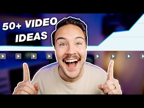 , title : '🔥 50+ EASY YOUTUBE VIDEO IDEAS 🔥 That Will BLOW UP Your Channel in 2021!