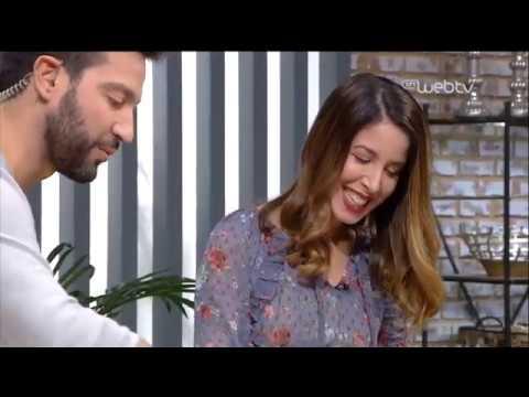 ΠΟΠ Μαγειρική | Ανεβατό μαστιχέλαιο Χίου & μήλα Καστοριάς | 07/06/2020 | ΕΡΤ