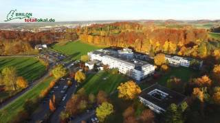 """Brilon 2015 – Herbst Impressionen: """"Rund"""" um das Krankenhaus"""
