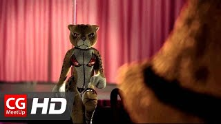 "CGI Animated Short Film HD: ""The Mega Plush Episode II"" by Matt Burniston"