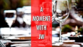 A Moment with JW - Freedom