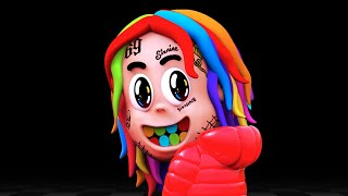 MAMA   6IX9INE Ft. Nicki Minaj And Kanye West (Official Visual Clip)