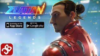 Zlatan Legends - iOS/Android - Gameplay Video By Isbit Games