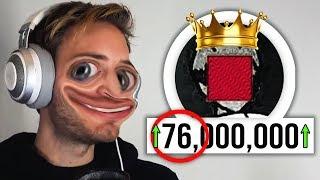 PEWDIEPIE HIT 76 MILLION SUBSCRIBERS..! (PewDiePie vs T-Series)